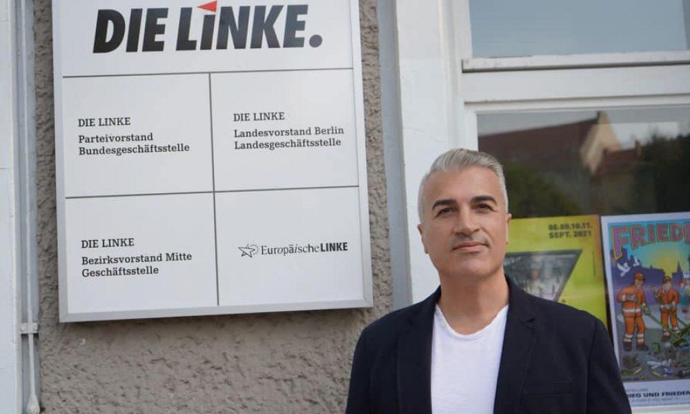 Sol Parti adayı Ecevit Emre, seçmene üç dilde çağrıda bulundu