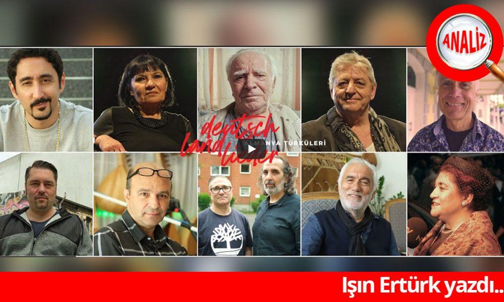 """Almanya Türküleri: Göçün çocuklarına """"iade-i itibar"""" projesi"""