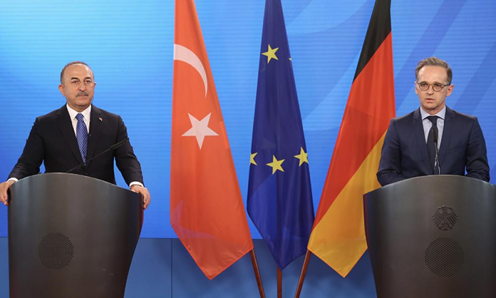 """Alman Dışişleri Bakanı'nın Türkiye ile ilişkiler yorumu: """"Çok yapıcı bir dönemdeyiz, mutluyuz"""""""
