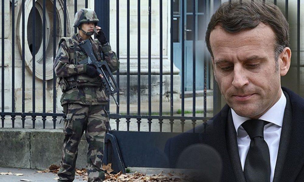 """Fransa'da askerler ikinci bir bildiriyle yine """"içsavaş"""" uyarısında bulundu: İş muhtıraya dönüşür mü?"""
