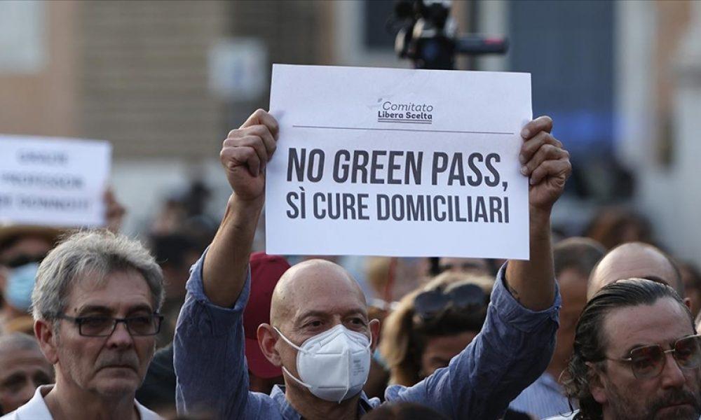 """İtalya'da Covid-19 önlemleri: """"Yeşil Geçiş"""" belgesinin kapsamı genişletildi"""