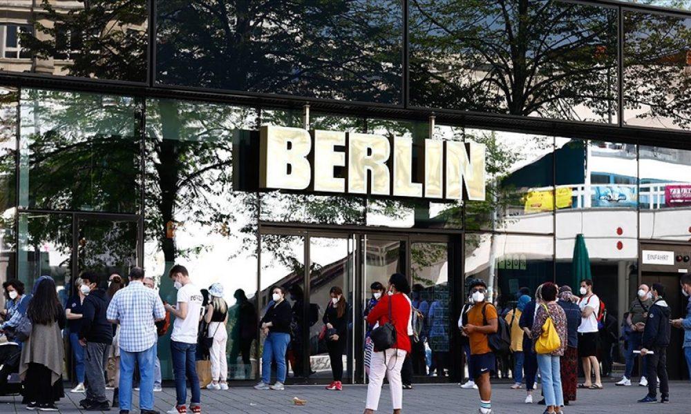 """Berlin'de """"Pandemi Erken Uyarı Merkezi"""" açıldı: Hedef, salgınlara hazırlıklı olmak"""