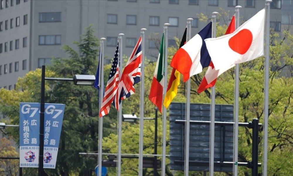 """G7 zirvesi: """"Dünya için daha iyisini inşa et"""""""