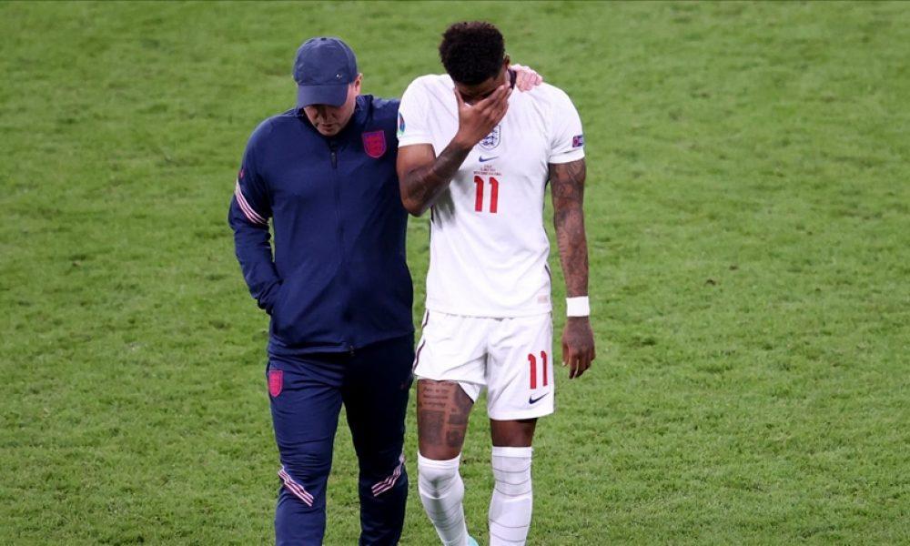 EURO 2020: Finalde penaltıları kaçıran İngiliz oyunculara yönelik ırkçı paylaşımlar soruşturulacak