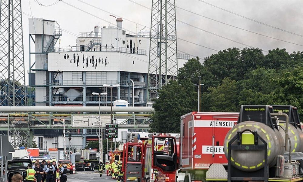 Leverkusen patlaması: Kayıp Erdoğan Sarıkaya hayatını kaybetti