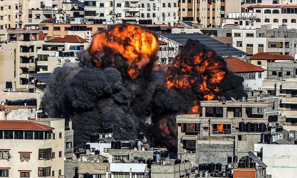 """[siyaset] Filistin olayları: Avrupa'dan """"endişe"""" ve İsrail'e destek mesajları"""