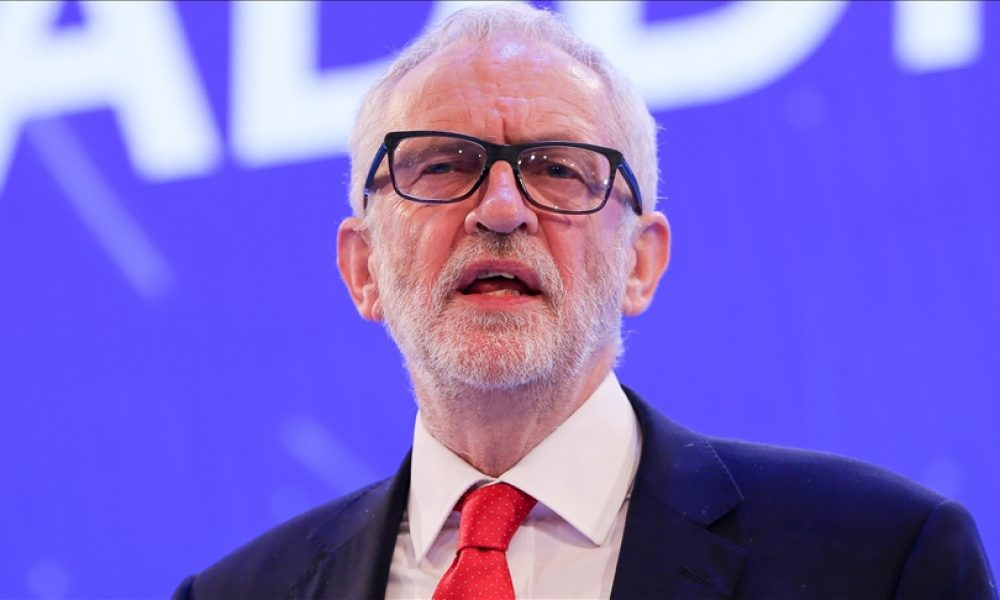 İngiliz İşçi Partisi eski lideri Corbyn'in bayram mesajında Filistin vurgusu