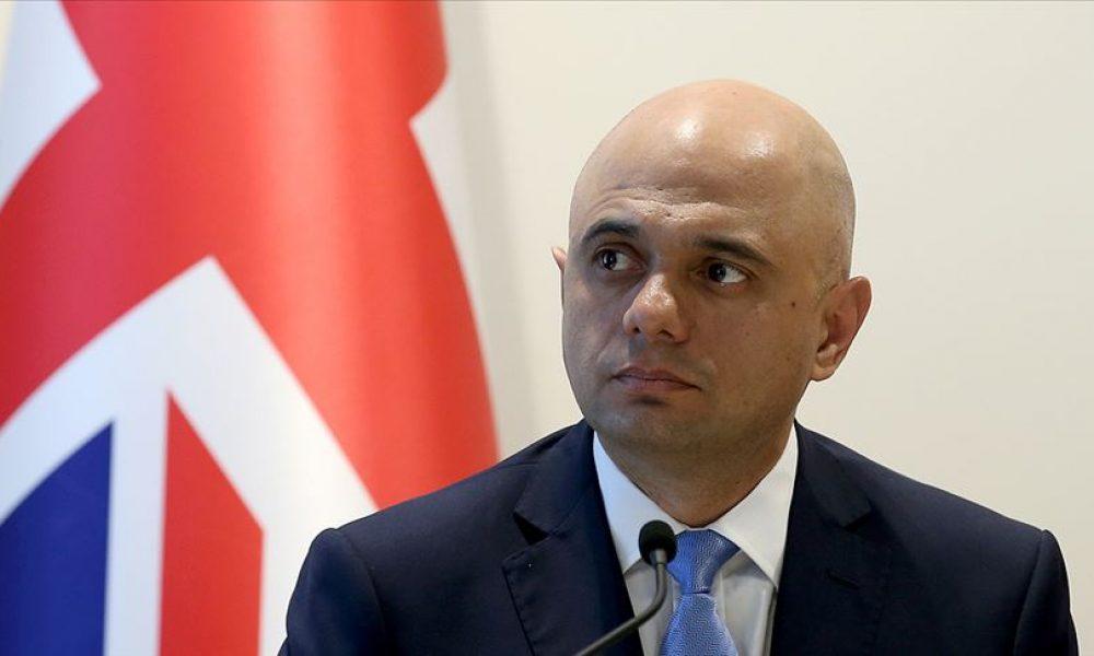 İngiltere Sağlık Bakanı Javid, koronavirüse yakalandı