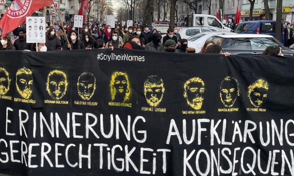 Hanau katliamı ile ilgili araştırma komisyonu kuruluyor