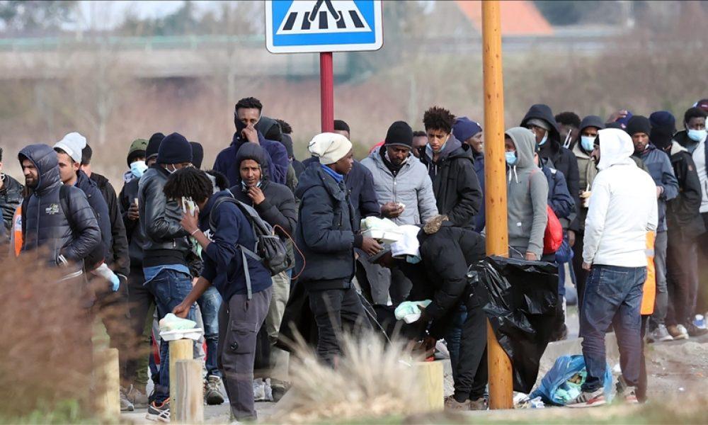 """İngiltere'de sığınmacı kampı: Yüksek mahkeme kampın """"yasalara aykırı"""" olduğuna hükmetti"""