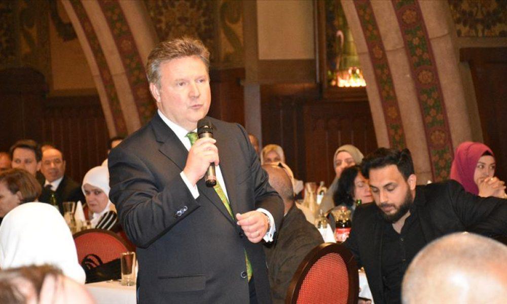 Müslümanları mı fişliyorlar? Viyana Belediye Başkanı Ludwig tepki gösterdi