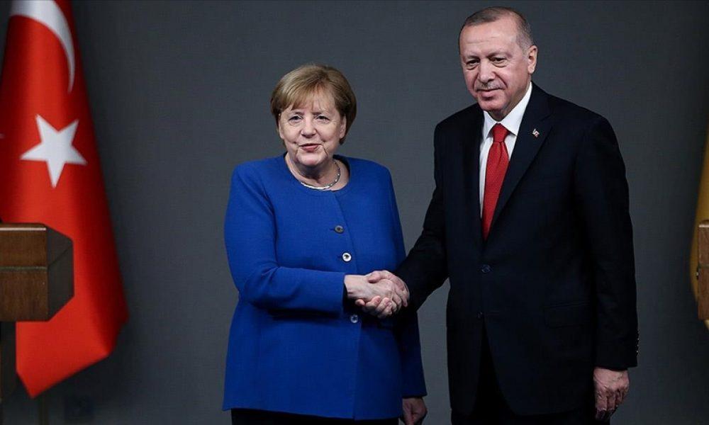 Almanya Başbakanı Angela Merkel, 16 Ekim'de Türkiye'yi ziyaret edecek: Hangi gündem?