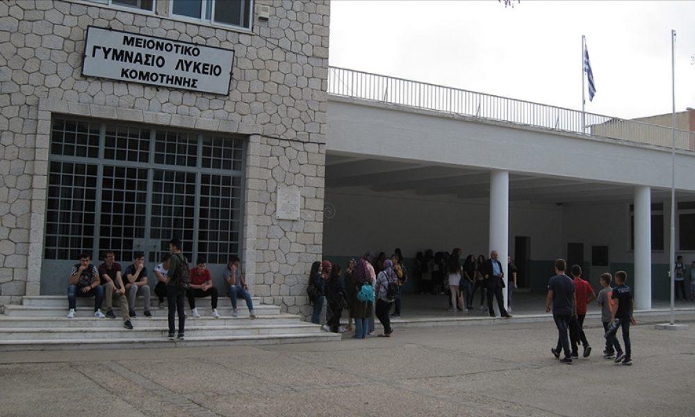 """Yunanistan'da yine Türk ilkokulları kapatılacak: Mazeret """"öğrenci azlığı"""""""