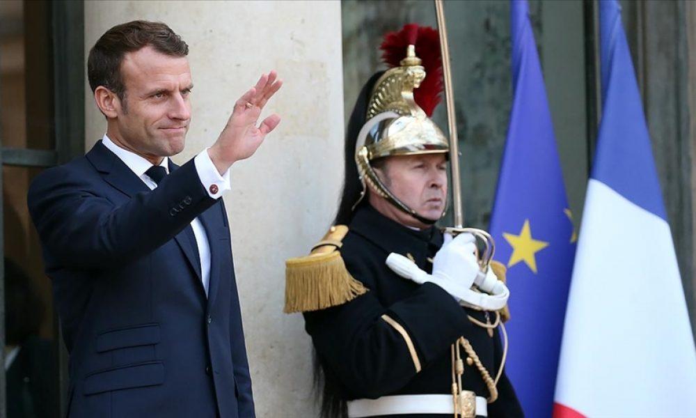 Afganistan fiyaskosu ilk değilmiş: Macron'dan Cezayir özürü
