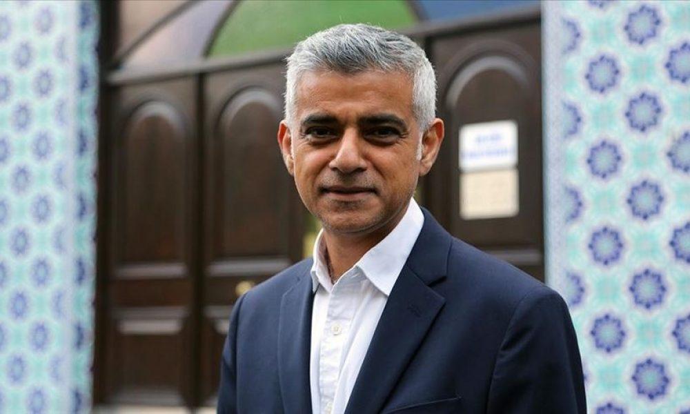 İşçi Partisi'nin adayı Sadık Han: İkinci kez Londra Belediye Başkanlığına seçildi