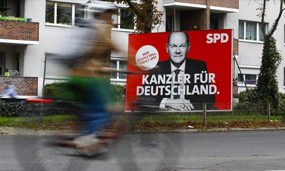 """Olaf Scholz seçim sonuçlarından memnun: """"Büyük başarı"""""""