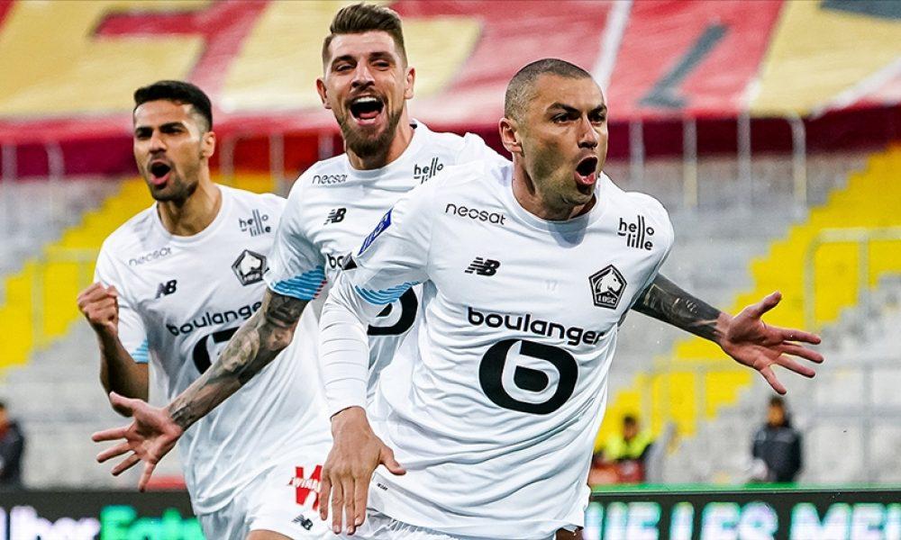 """Fransa'da """"Muhteşem Türkler""""in zafer günü mü? Lille, şampiyonluk maçına çıkıyor"""