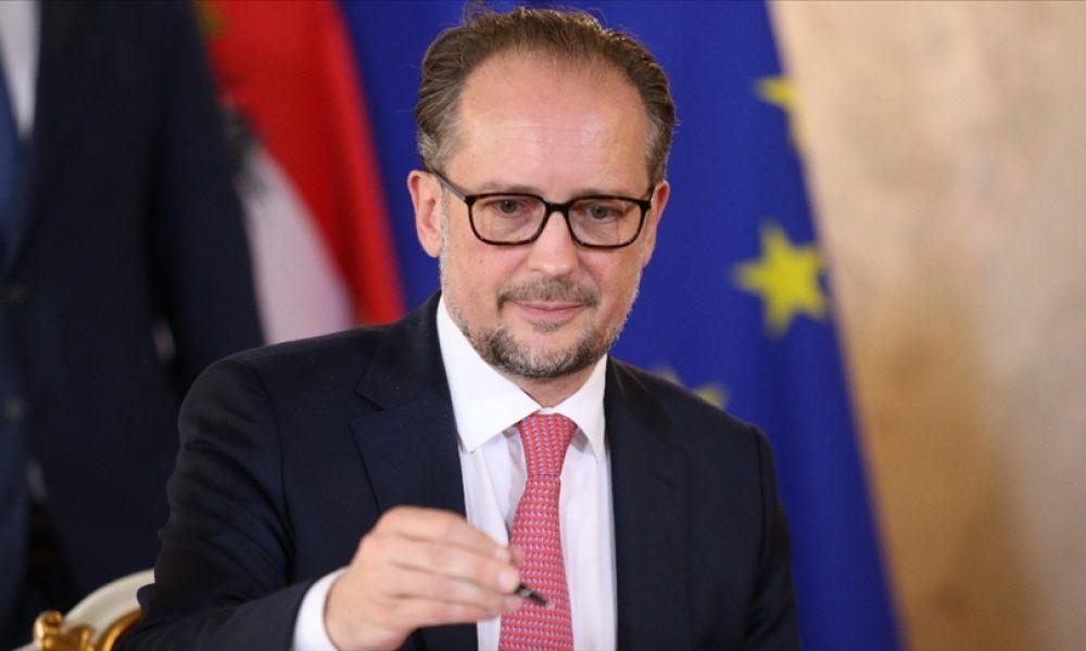 """Avusturya'nın yeni Başbakanı Schallenberg açık konuştu: """"Tabii ki Kurz'la çok yakın çalışacağım"""""""