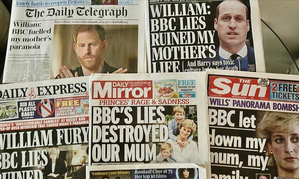 """Prens William'dan BBC'ye zehir zemberek açıklamalar: """"Aile hayatımızı mahvettiniz"""""""