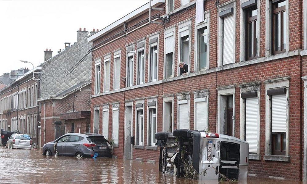 En büyük felaket mi? Belçika'da sel nedeniyle ölenlerin sayısı artıyor
