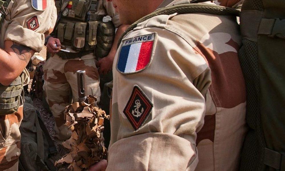 Fransız askerlerinin eski görüntüleri gündem oldu