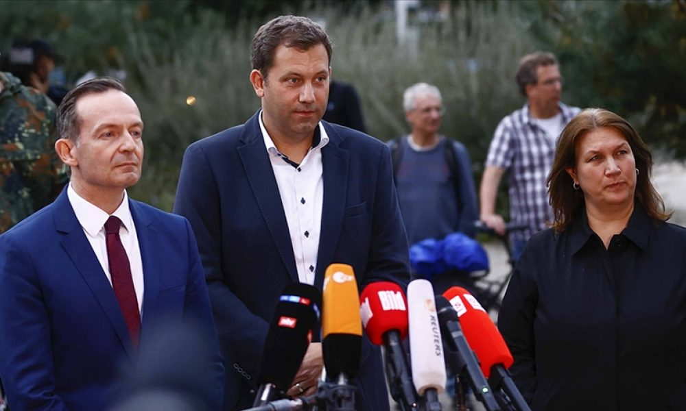 """SPD-FDP görüşmesi: """"Reform hükümeti"""" kurma talebi"""