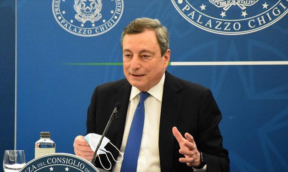 İtalya Başbakanı Draghi: Afganistan için olağanüstü G20 zirvesi istedi
