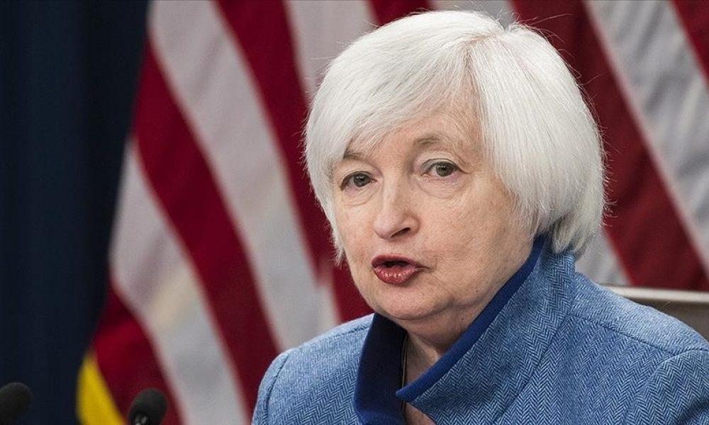 """ABD Hazine Bakanı Yellen'dan AB'ye mesaj: """"Anlaşma düşük vergi yarışını sonlandıracak"""""""
