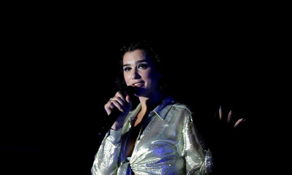İngiliz şarkıcı Dua Lipa'dan Filistinlilere destek paylaşımı