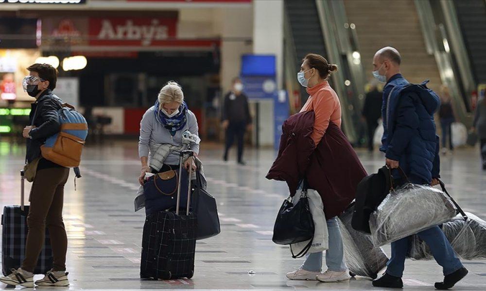 AB turistik seyahatlere izin için sondaj yapıyor