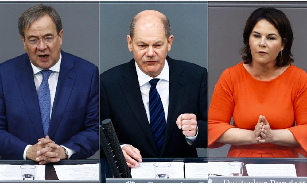 Olaf Scholz adım adım: Almanya'da başbakan adayları son kez birlikte seçmen karşısına çıktı