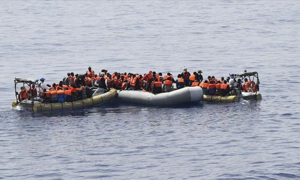 BM: Akdeniz'de bu yıl 970 düzensiz göçmen öldü