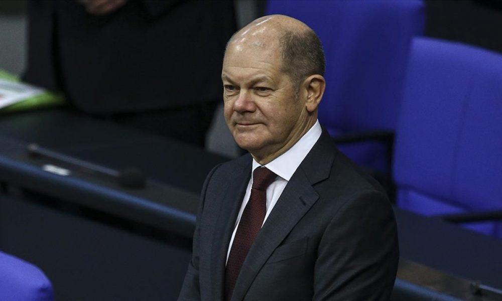 """Tabandan """"dijital"""" destek: Sosyal demokratların başbakan adayı Olaf Scholz"""