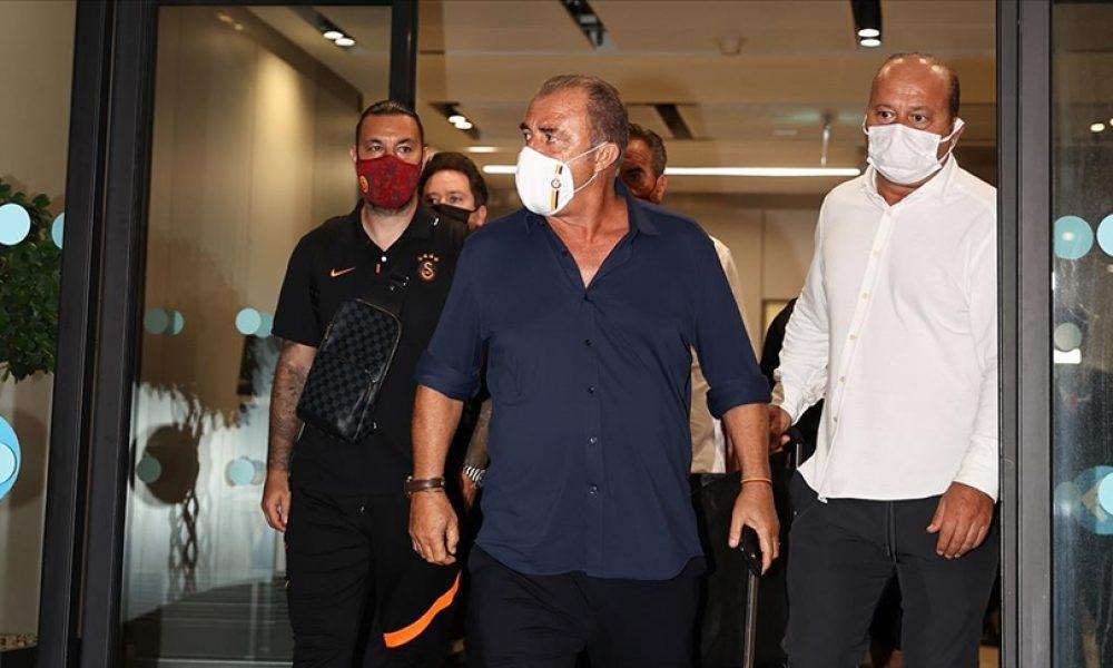 Yunanistan'da Galatasaray'a PCR testi dayatması: Sarı kırmızılılar geri döndü
