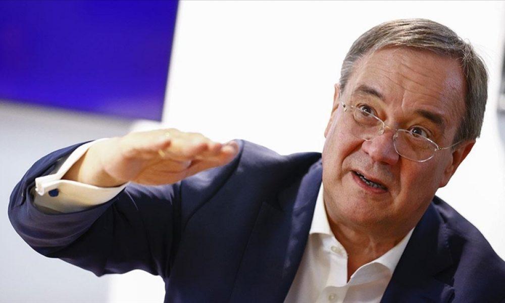 CDU/CSU'nun başbakan adayı Laschet: Yeni hükümeti kurmak istiyor
