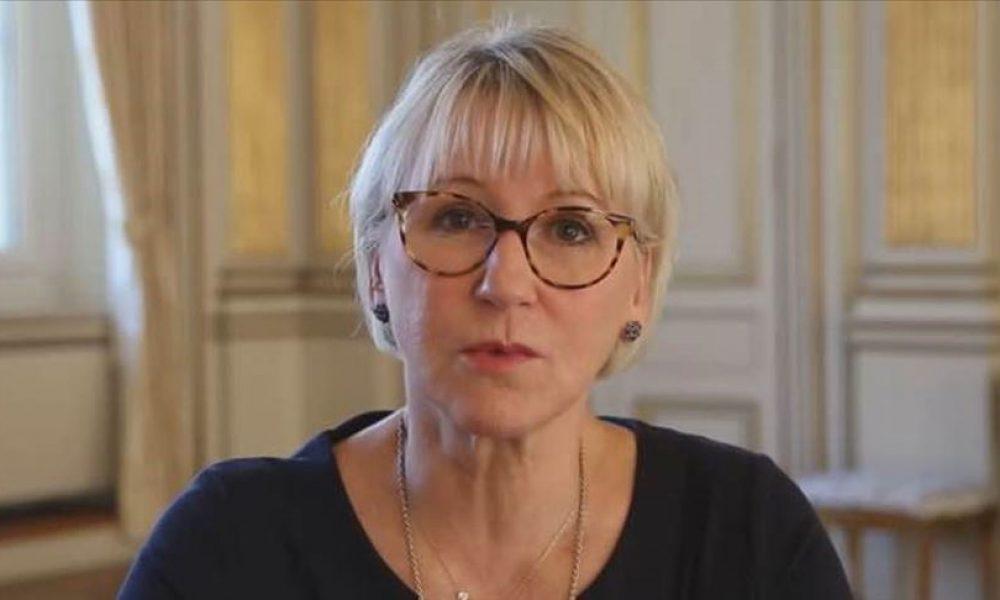 """İsveç eski Dışişleri Bakanı Wallström: """"Bayramda Filistinliler ölülerinin yasını tutuyor"""""""