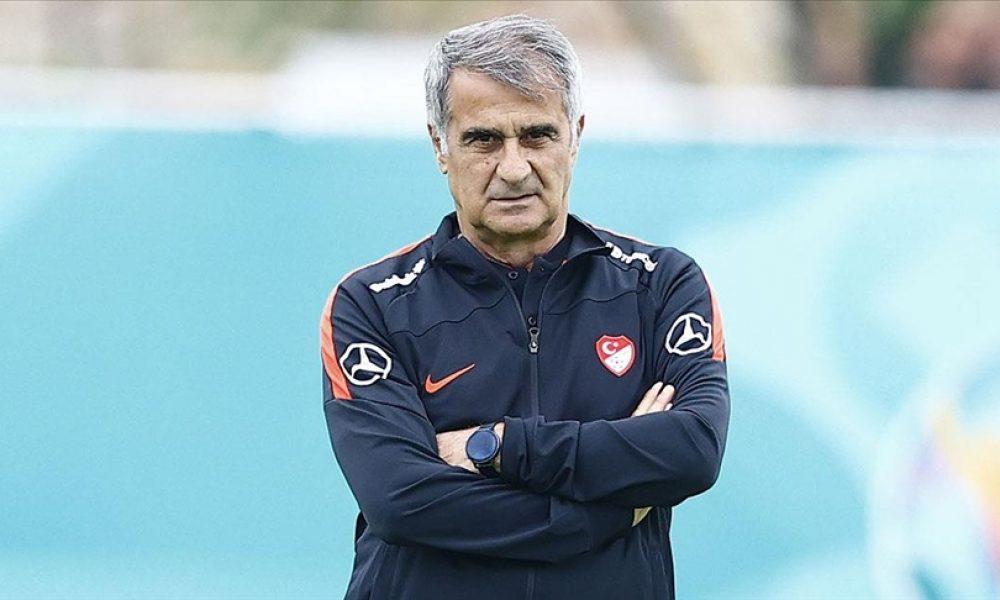 """A Milli Takım Teknik Direktörü Şenol Güneş: """"İtalya dünya futbolunun en iyileri arasında"""""""