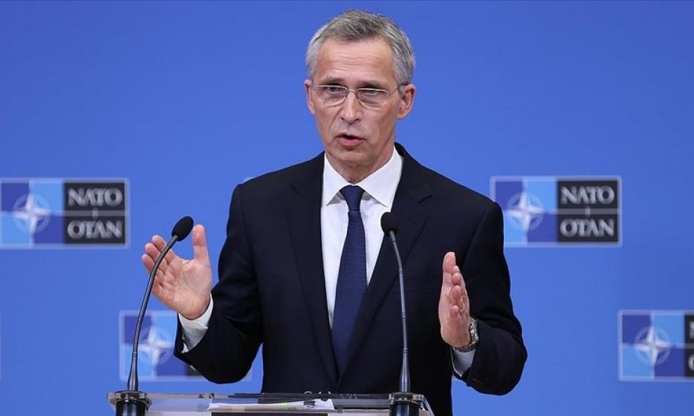 NATO Genel Sekreteri Stoltenberg: