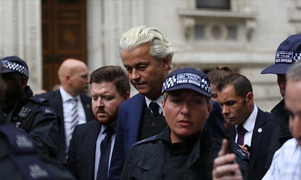 Aşırı sağcı lider Wilders'e kötü haber:Azınlık gruba hakaret suçu cezası onandı