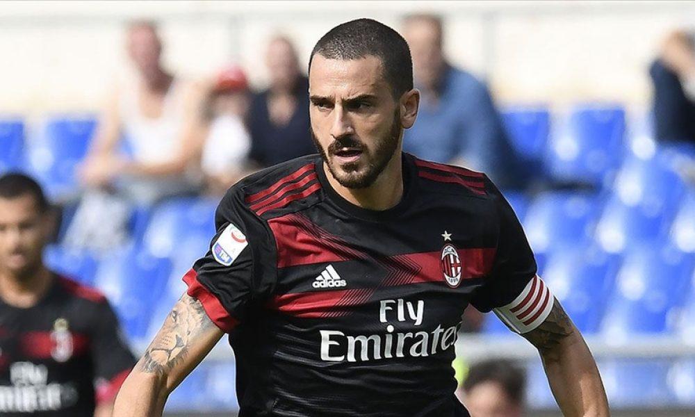 """İtalya Milli Takımı futbolcusu Bonucci, Türkiye maçını değerlendirdi: """"Onlar saygıyı hak ediyor"""""""