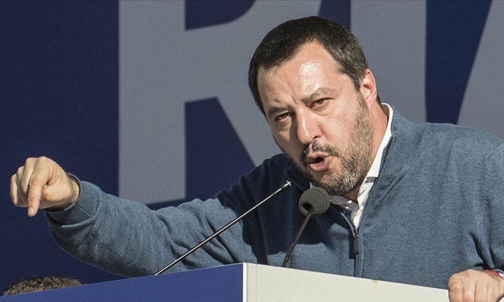 İtalya'da aşırı sağcı eski Bakan Salvini: Davaların birinden aklandı