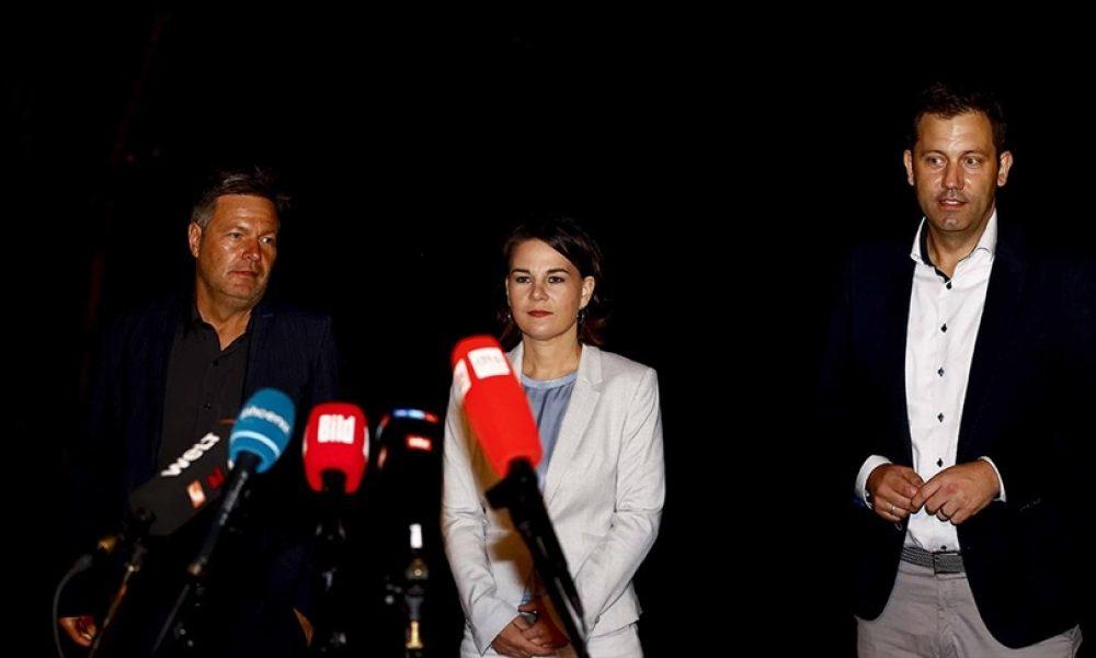 """Avrupa'nın ev sahibinde üçlü koalisyon: Yeşiller de FDP de """"kilit parti"""" iddiasında"""