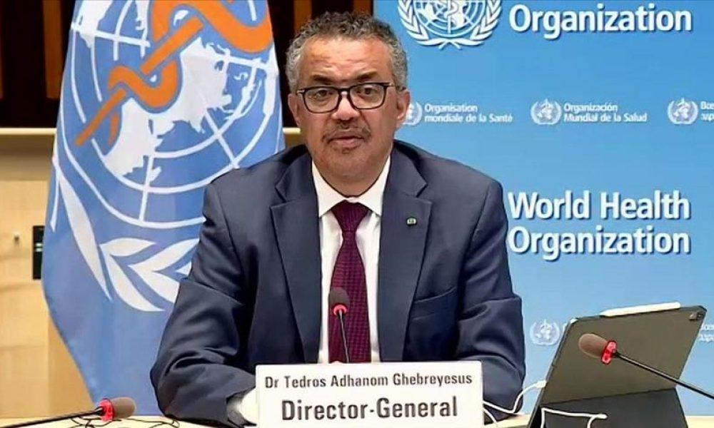 DSÖ Genel Direktörü Ghebreyesus'un aşı paylaşımındaki adaletsizliğe tepkisi sürüyor