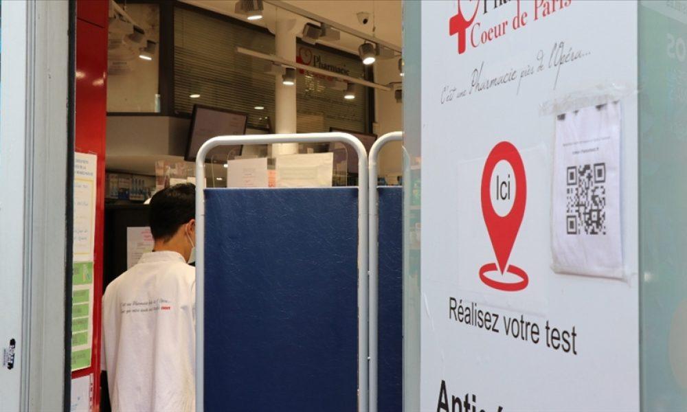 Fransa'da tedavi gören hasta sayısı haziran ayı düzeyine çıktı