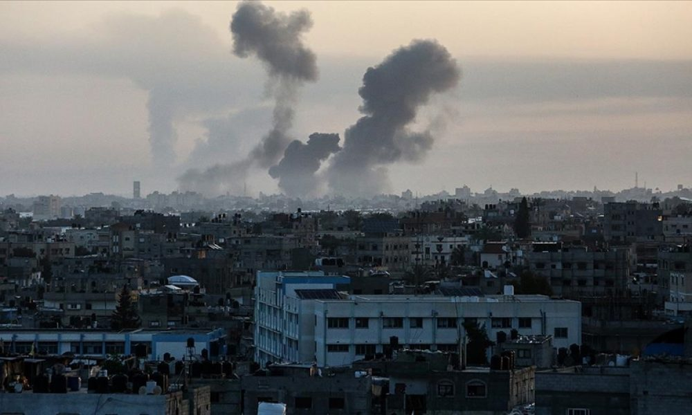 """Uluslararası Af Örgütü uyardı: """"İsrail yasa dışı ve aşırı güç kullanıyor"""""""