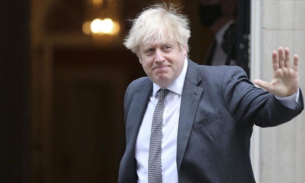 İngiltere Başbakanı Johnson: Rusya'nın sınır ihlali iddiasını reddetti