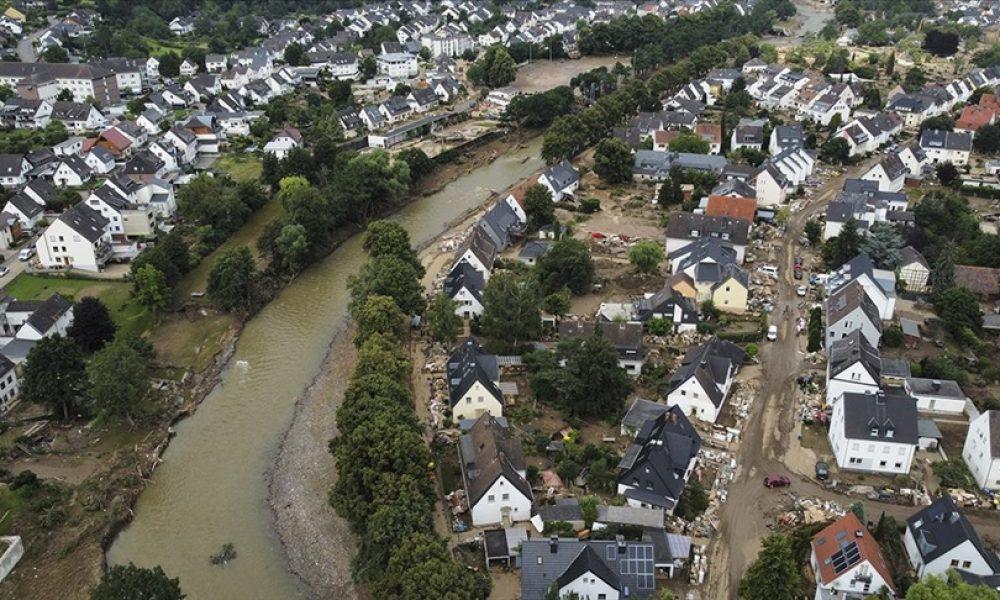 Almanya'da sel felaketi: Yeniden yapılanma için 30 milyar avroluk fon