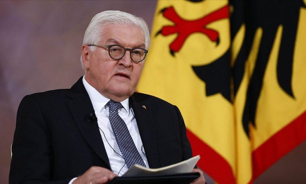 """Cumhurbaşkanı Steinmeier'den Ramazan Bayramı mesajı: """"Bayramı kısıtlı bir şekilde kutlamak acı verici"""""""