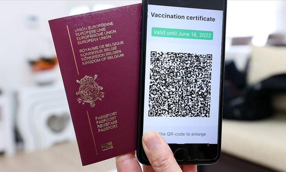 """Almanya'da aşı sertifikaları düzenlenmesi durduruldu: Gerekçe """"güvenlik açığı"""""""
