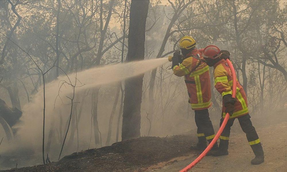 Fransa'nın Var bölgesindeki yangın 11 günde söndürülebildi